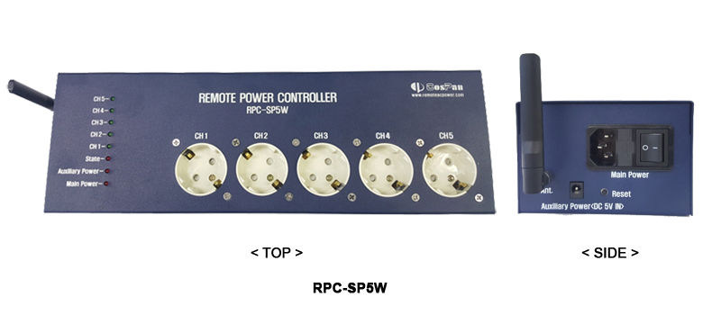 RPC-SP5W product image